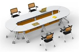 modular conference training tables modular office folding training table foldable conference desk 712