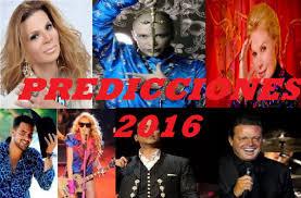 chismes de famosos de 2016 predicciones para 2016 famosos deportes mhoni astrologos etc
