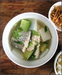 cuisiner radis blanc merlan en court bouillon au tofu et radis blanc la table de