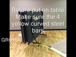 stiga eurotek table tennis table howto install best quality stiga table tennis eurotek table academy
