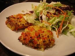 galettes de poisson sans matière grasse la cuisine sans lactose