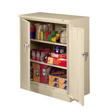 horizontal kitchen storage cabinets tennsco standard counter height storage cabinet