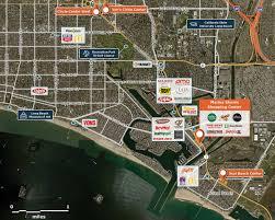 Long Beach Map Marina Shores Long Beach Ca 90803 U2013 Retail Space Regency Centers