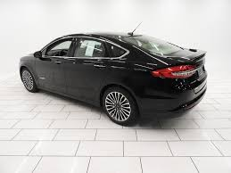 new 2018 ford fusion hybrid platinum 4dr car in mishawaka