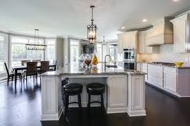 open floor plan kitchen family room interiors photo gallery custom homes in buffalo ny forbes