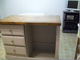 repurposed kitchen island kitchen island made from desk my repurposed