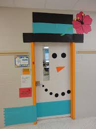 Classroom Door Christmas Decorations 40 Classroom Christmas Decorations Ideas For 2016 Halloween Door