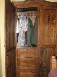 bedroom fabulous corner armoire wardrobe storage antique armoire