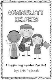 spanish community helpers unit for preschool kindergarten or 1st