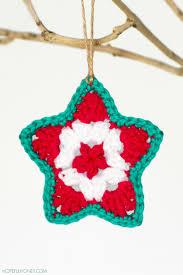 star christmas ornament crochet pattern free crochet christmas