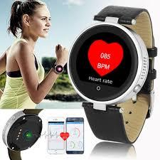 indigi h365 smartwatch space gray