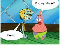 Meme Komik Spongebob - 15 komik spongebob pattrick cari squidward ini kocaknya kebangetan