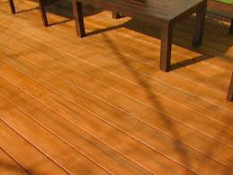 a deck with composite decking video diy