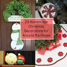 free homemade christmas decorations items similar to handmade