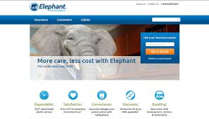 elephant car insurance customer services telephone number