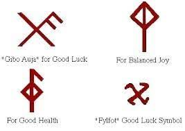 the 25 best luck symbols ideas on luck
