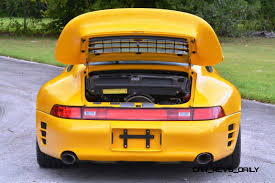 porsche ruf for sale 1997 ruf porsche 911 turbo r yellowbird
