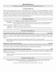 Aviation Resume Template Best Ideas Of Electronic Technician Resume Template Huanyii With