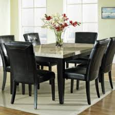 brooklyn black dining room mor furniture for less black dining