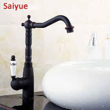 kitchen gooseneck automatic faucet china kitchen new torneira cozinha oil rubbed bronze black water tap kitchen