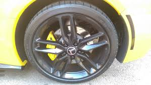 corvette run flat tires 19 20 michelin pilot sport runflat tires corvetteforum