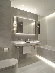 White Bathroom Lights Marvelous Modern Bathroom Lighting 2017 Ideas Lights Regarding
