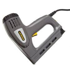 Upholstery Electric Staple Gun Stanley Electric Stapler And Brad Nail Gun Canadian Tire