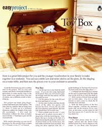 Wooden Toy Box Plans by Toy Chest Plans U2022 Woodarchivist