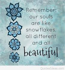 best snowflakes images quotes and sayings