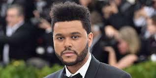 what is the weeknds hairstyle called the weeknd posts photo of new puppy how the weeknd is coping