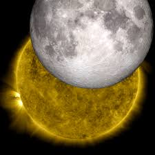gms the moon and the sun two nasa missions join their images