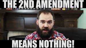 Right To Bear Arms Meme - the right to bear arms the back story youtube