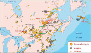 middle east earthquake zone map earthquakes of the charlevoix seismic zone québec cseg recorder