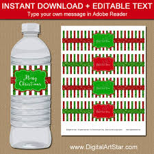 christmas table favors to make make the best christmas party favors with these printable