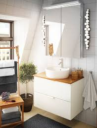 Bathroom Cabinets With Lights Ikea Bejewel Your Bathroom With Ikea Södersvik Lighting Dimmable Led
