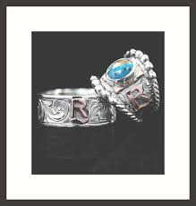 Country Wedding Rings by Jewelry U0026 Gifts For A Country Wedding Hyo Silver