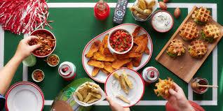 40 super bowl snack recipes football party food ideas