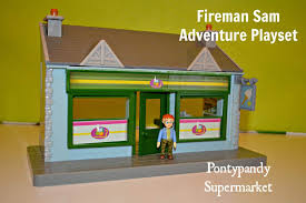 fireman sam supermarket jupiter action figures boo roo