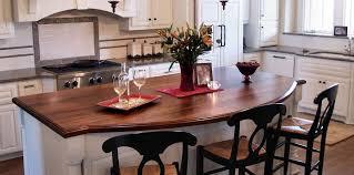 kitchen island wood countertop kitchen island wood countertop new custom wood countertops kitchen