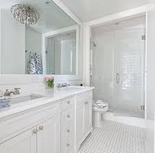 White Bathroom Decor - white bathroom ideas fine on bathroom black and white ideas 9