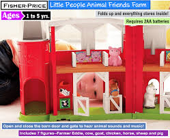 Fisher Price Little People Barn Set Best Classic Toys Timeless Toys For Boys And Girls Gift Ideas