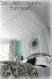 Curtains For Canopy Bed Bed Canopy Curtains