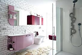designer bathroom wallpaper bathroom wallpaper designs add color to your bathroom with this