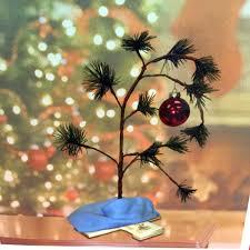 linus christmas tree brown christmas tree 24 peanuts linus snoopy blanket