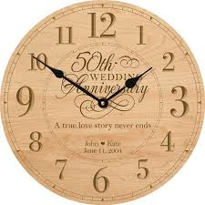 personalized wedding clocks 35 best clocks images on gift for parents parent