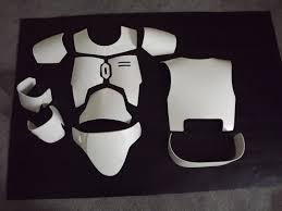 fan made star wars custom jango fett style mandalorian armor