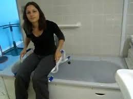 siege baignoire pour handicapé siège de bain