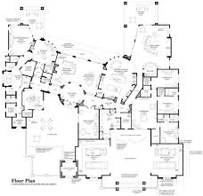 floorplan onestory villarica floor plan house plans with in law