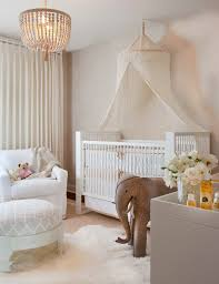 vintage style crib with crib curtain nursery victorian and