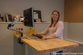 Sit Stand Desk Reviews Ikea Bekant Sit Stand Desk Review Design Inside
